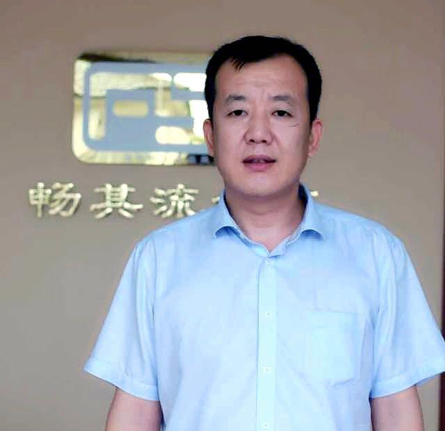 常务秘书长陈聚山