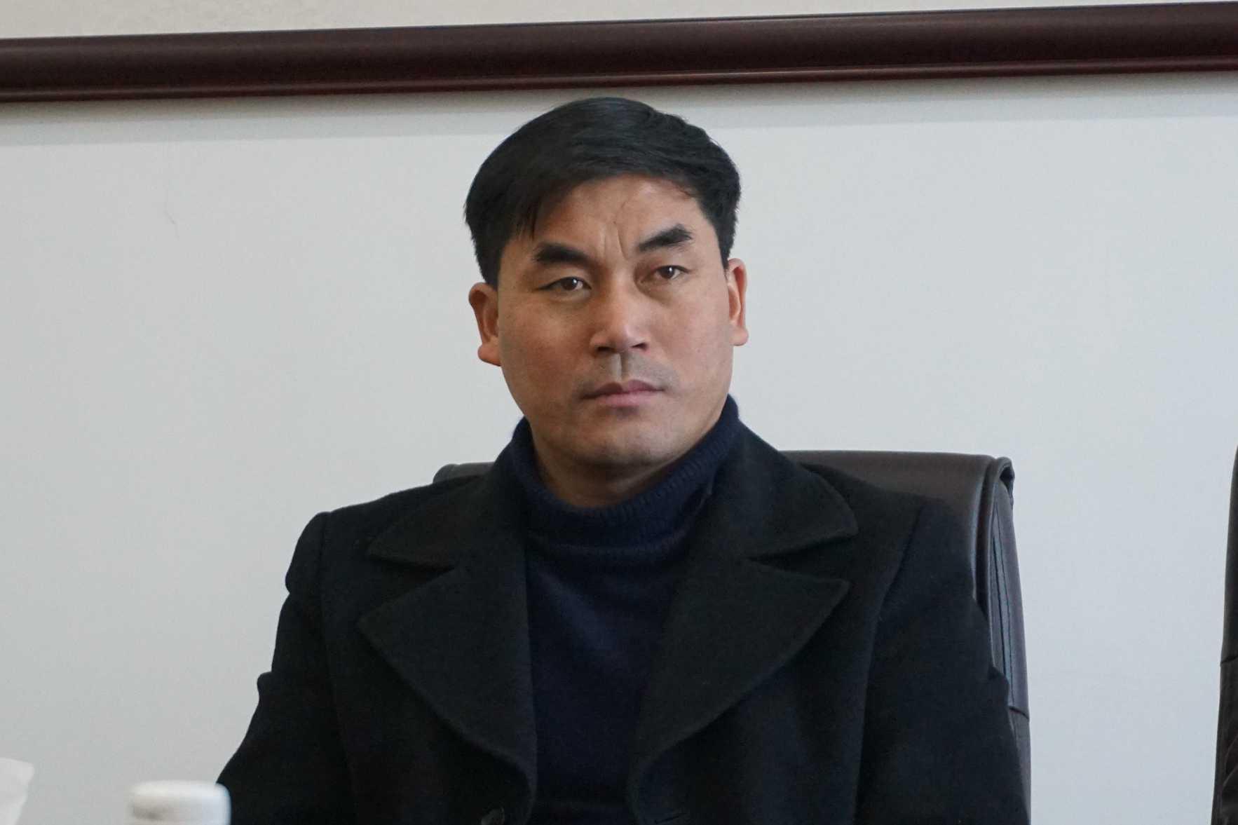 常务副会长吕学兵